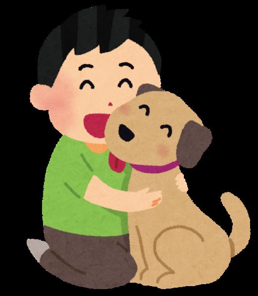 イヌたちの健康のために
